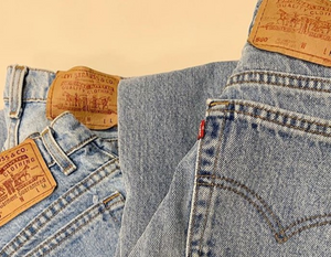 How #JaneDoeBabes Wear Our Levi's