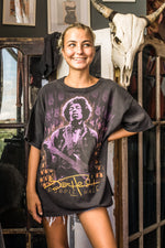 Jimi Hendrix Purple Haze Band Tee