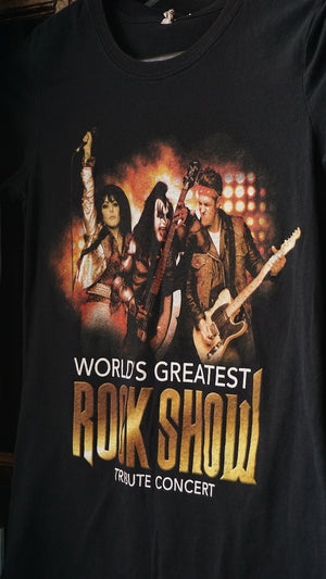 Worlds Greatest Rock Show Tee