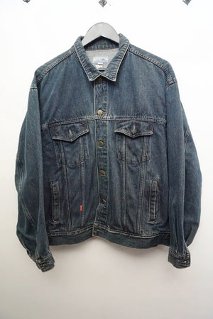 Basic Ball Denim Jacket