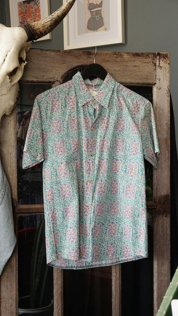 Cooke Street Button Up