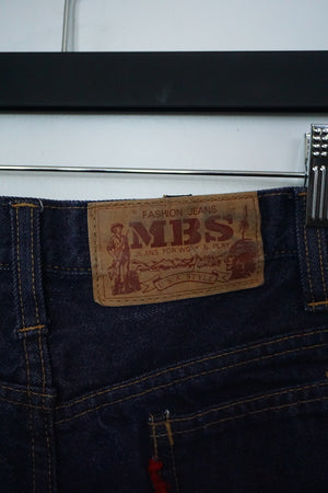 MBS Flarred Jeans