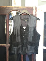 Fourteen Zero Leather Vest