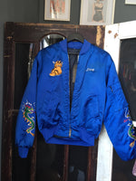 Dee Blue Japan Bomber