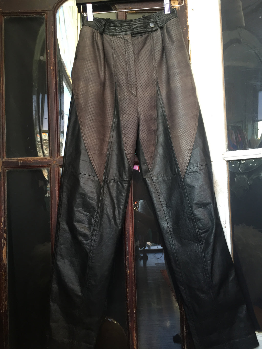 Coronet Leather Pants