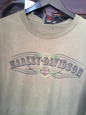 Harley Davidson Central Texas - Green Olive