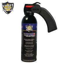 Police Strength Streetwise 23 Pepper Spray 16 oz - prepare-and-protect-personal-protection-products