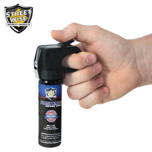 Lab Certified Streetwise 18 Pepper Spray 3 oz FIRE MASTER - prepare-and-protect-personal-protection-products