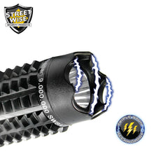 Streetwise Barbarian 9,000,000* Stun Baton Flashlight - prepare-and-protect-personal-protection-products