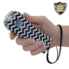 Streetwise Ladies' Choice 21,000,000* Stun Gun Black/White - prepare-and-protect-personal-protection-products