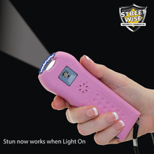 Streetwise Ladies' Choice 21,000,000* Stun Gun Pink - prepare-and-protect-personal-protection-products