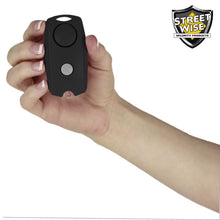 Streetwise Panic Alarm Black - prepare-and-protect-personal-protection-products