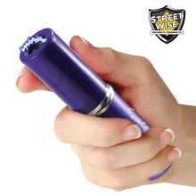 Streetwise Perfume Protector 17,000,000* Stun Gun Purple - prepare-and-protect-personal-protection-products