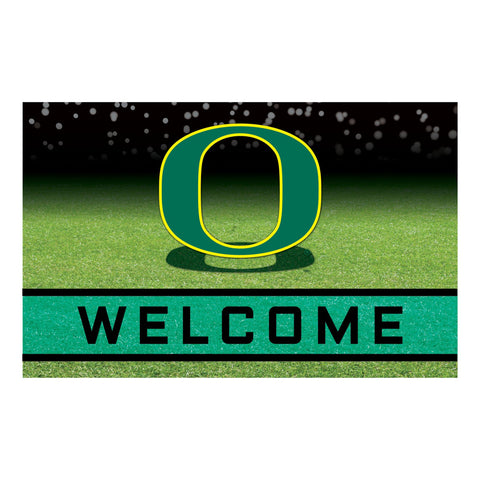 University of Oregon Crumb Rubber Door Mat