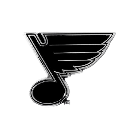 "St. Louis Blues Emblem 3""x3.2"""