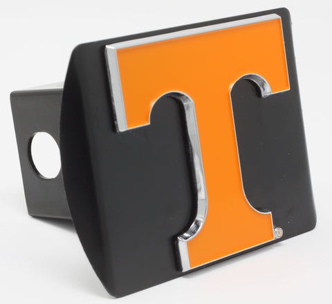 "Tennessee Color Metal Hitch Black 3.4""x4"""