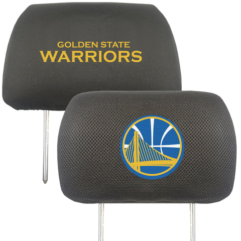 NBA - Golden State Warriors Head Rest Covers