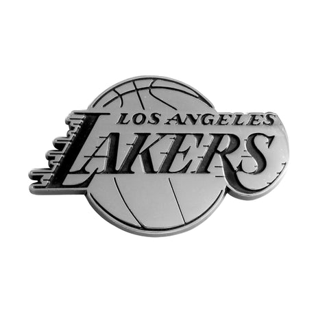 "Los Angeles Lakers Emblem 2.3""x3.7"""
