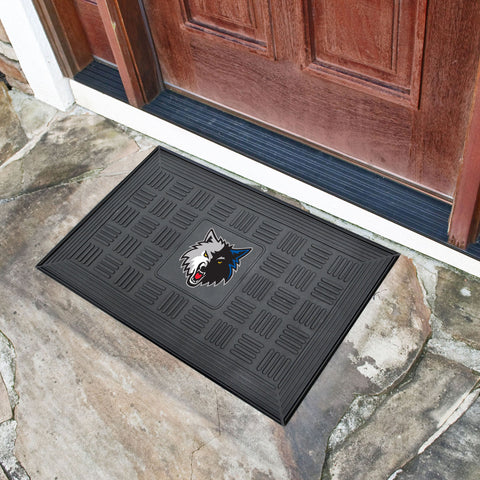 "NBA - Minnesota Timberwolves Door Mat 19.5""x31.25"""