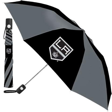 Los Angeles Kings Compact Auto Folding Umbrella