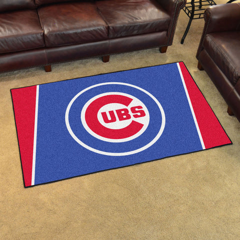 Chicago Cubs 4'x6' Rug