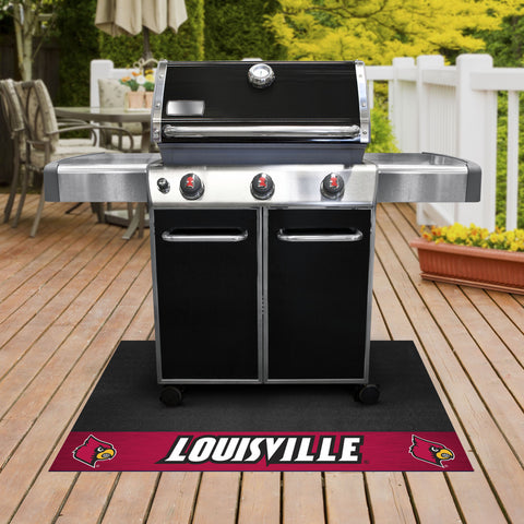 University of Louisville Grill Mat