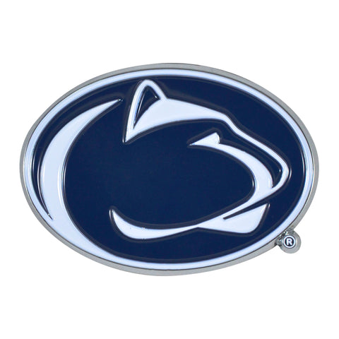 "Penn State Color Metal Emblem 2.2""x3.2"""