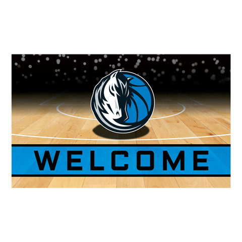 Dallas Mavericks Crumb Rubber Door Mat