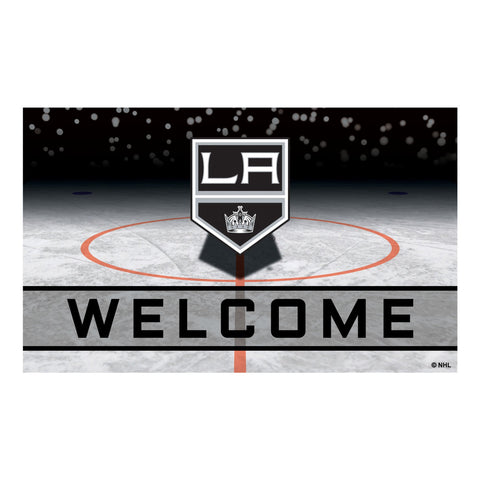 Los Angeles Kings Crumb Rubber Door Mat