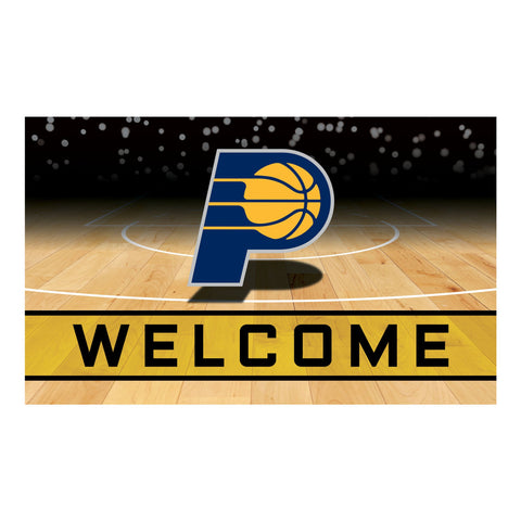 Indiana Pacers Crumb Rubber Door Mat