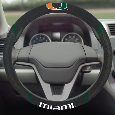 "Miami Steering Wheel Cover 15""x15"""