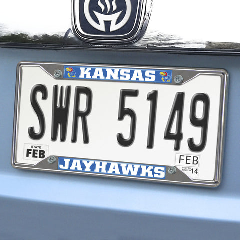 "Kansas License Plate Frame 6.25""x12.25"""