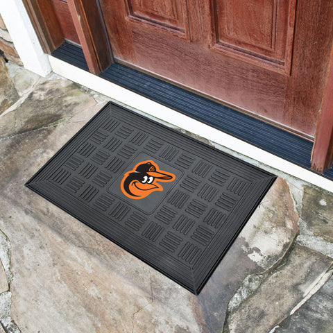 "Baltimore Orioles Door Mat 19.5""x31.25"""