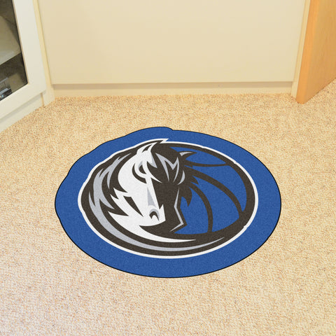 Dallas Mavericks Mascot Mat