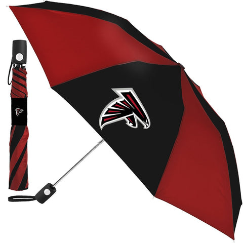 Atlanta Falcons 42 Inch Compact Umbrella