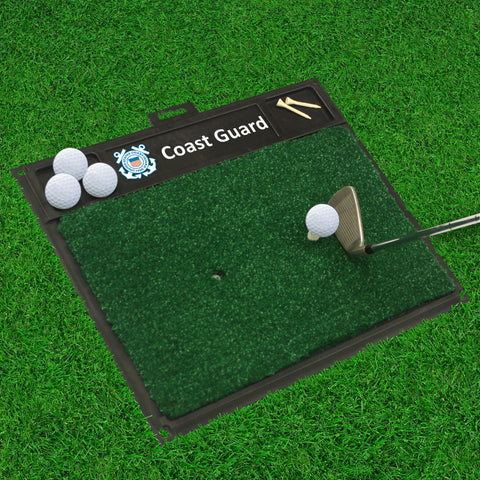 U.S. Coast Guard Golf Practice Mat