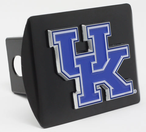 "Kentucky Color Metal Hitch Black 3.4""x4"""