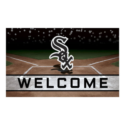 Chicago White Sox Crumb Rubber Door Mat