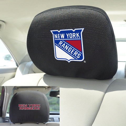 NHL - New York Rangers Head Rest Covers