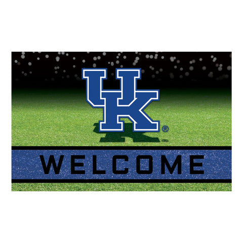 University of Kentucky Crumb Rubber Door Mat