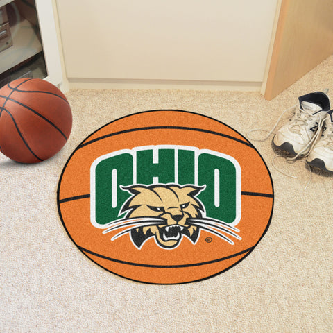 Ohio University Basketball Mat