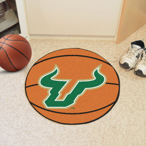 University of South Florida Basketball Mat