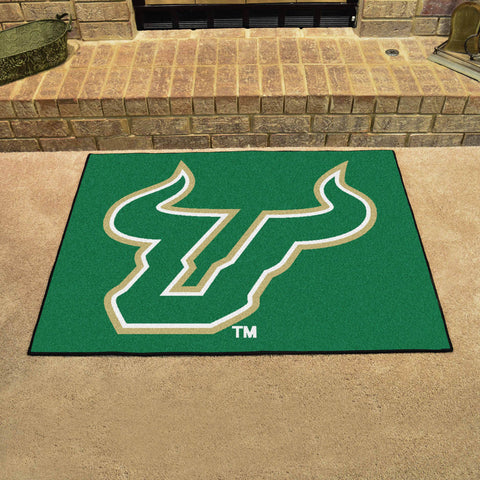 University of South Florida All Star Area Rug Mat Model 539