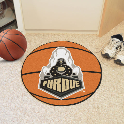 Purdue University Basketball Mat