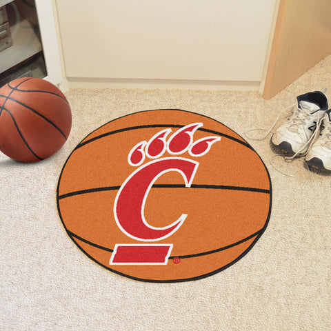 University of Cincinnati Basketball Mat