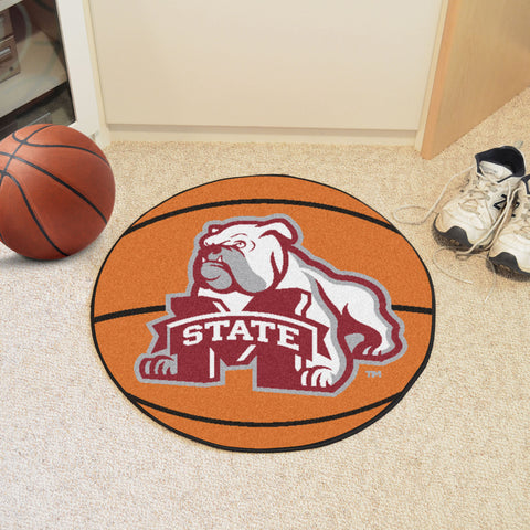 Mississippi State University Basketball Mat