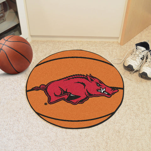 University of Arkansas Basketball Mat