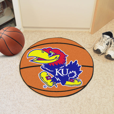 University of Kansas Basketball Mat