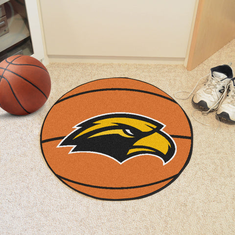 University of Southern Mississippi Basketball Mat