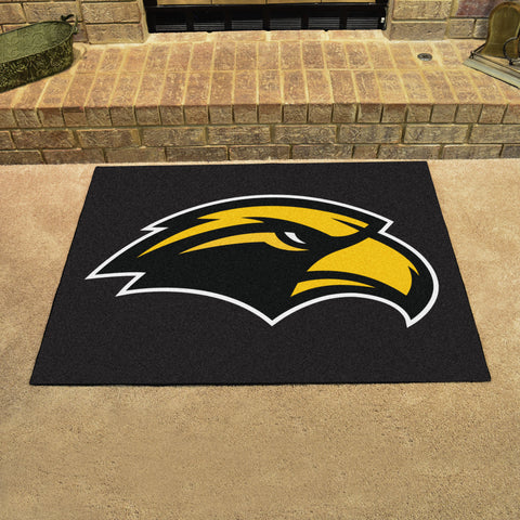 University of Southern Mississippi All Star Area Rug Mat Model 3734